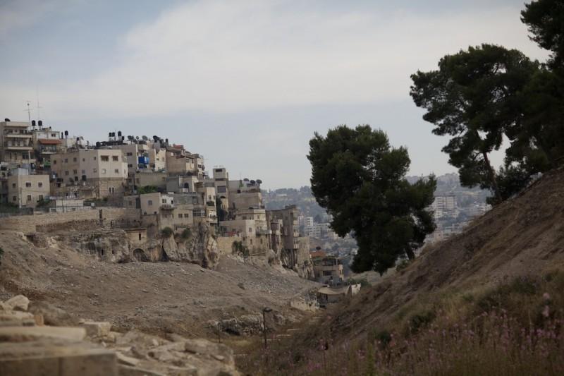 Jerusalem, Kidron-Tal