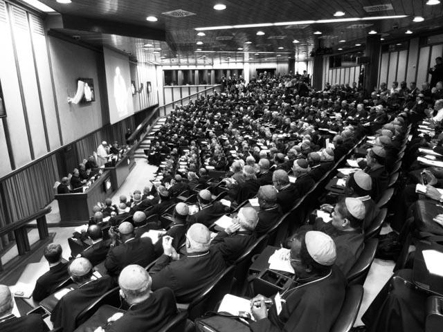 Abschlussrede des Papstes bei der Synode