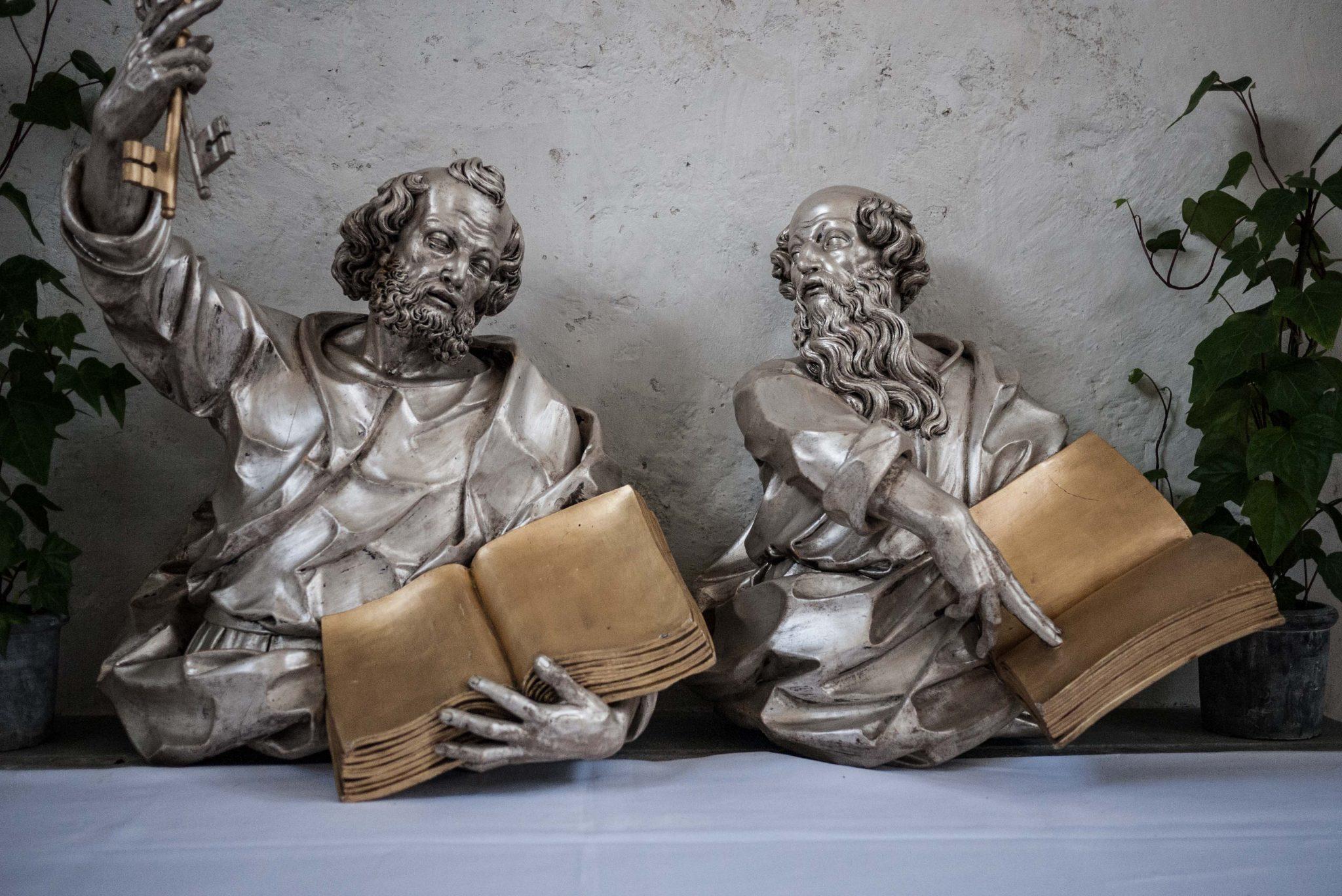 Theologenstreit: Dom zu Sankt Gallen