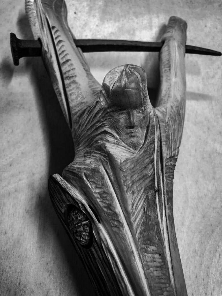 Der Kopf der Ferula, (c) Vatican news)
