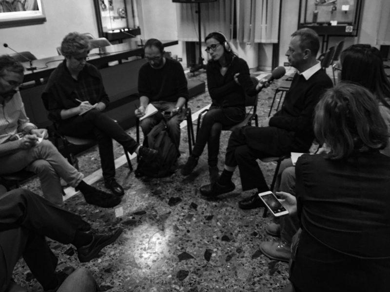 Pressegespräch mit Frère Alois, Taizé, bei Vatican News