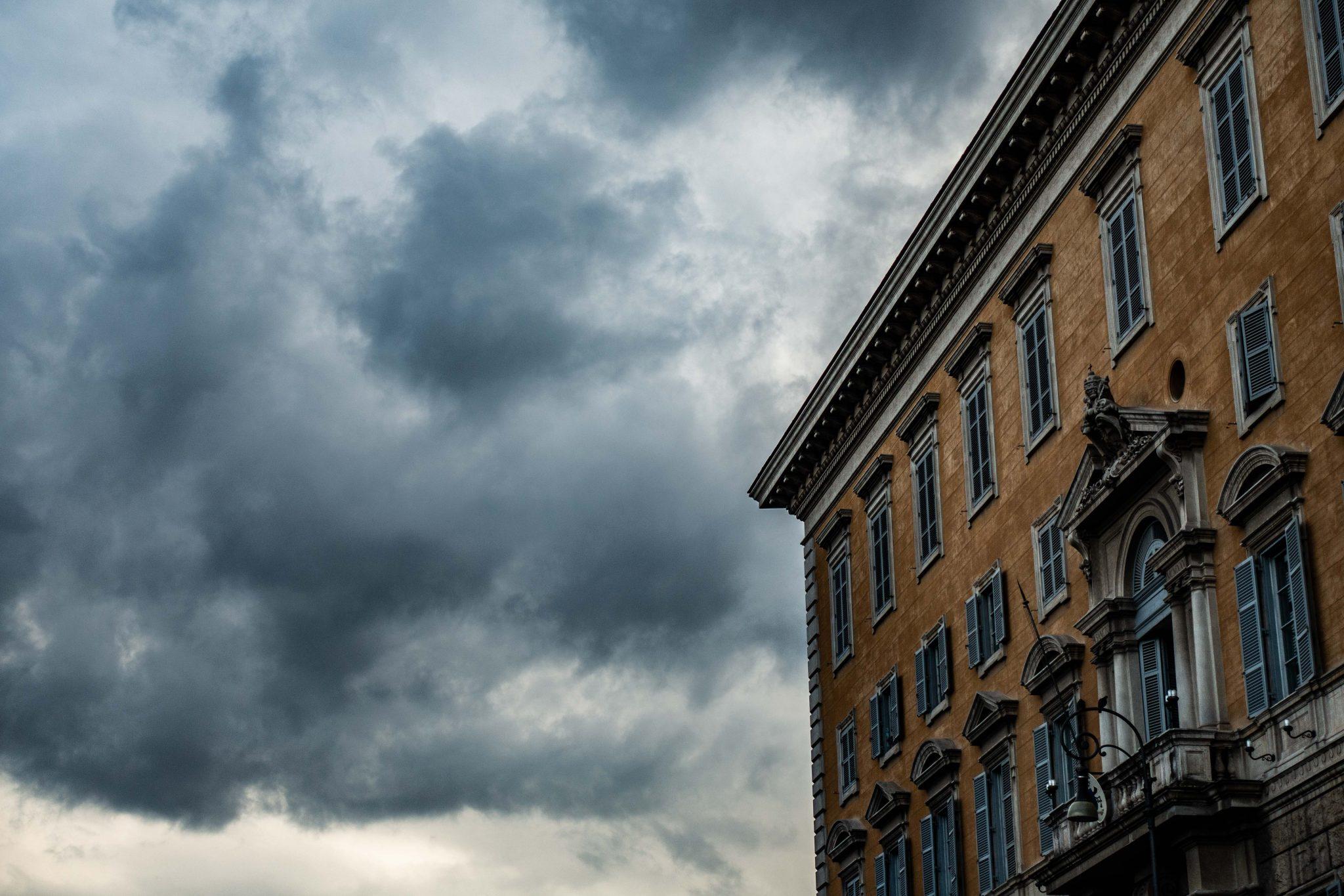 Missbrauch verstehen: Das Gebäude der Glaubenskongregation in Rom, wo die Aufklärung und Verurteilung von Tätern angesiedelt ist