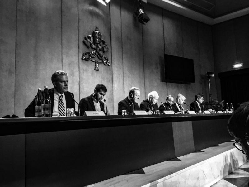Pressekonferenz im Vatikan