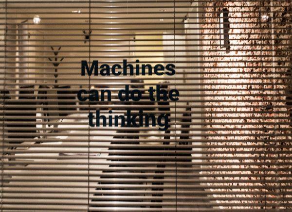 Wissen was man nicht weiß hilft gegen die Dummheit der Maschinen