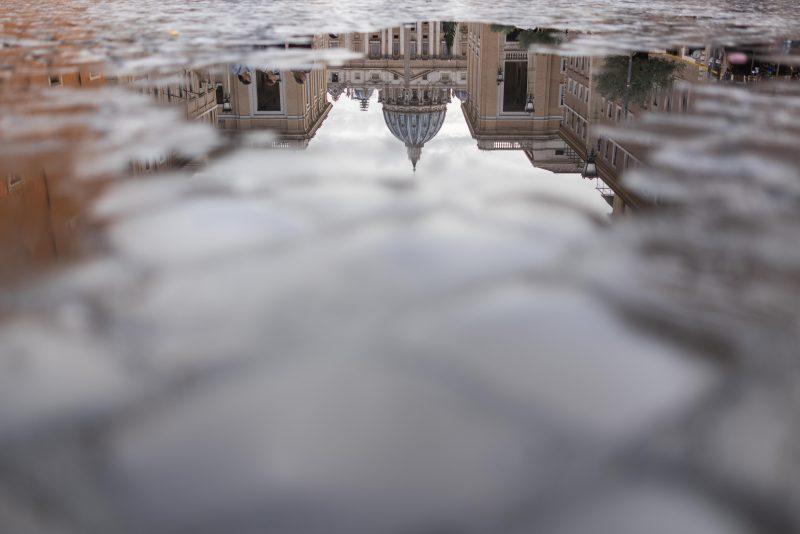 Durch den Missbrauchsskandal gelernt. Der Vatikan im Winter