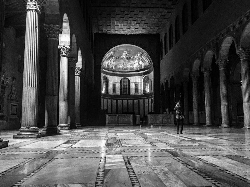 Neue Perspektive im Glauben - Santa Sabina in Rom