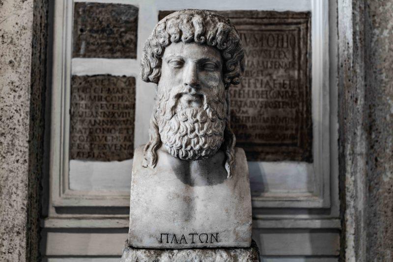 Ausüben von Autorität: Platon