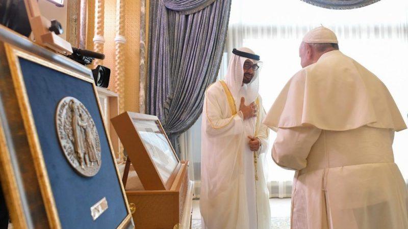 Frieden und Religion: Thema eines Treffens in Abu Dhabi