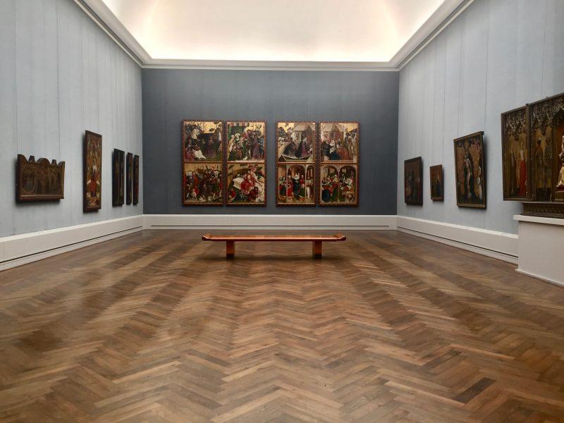 Sprechen von Gott: Gottesbilder im Museum