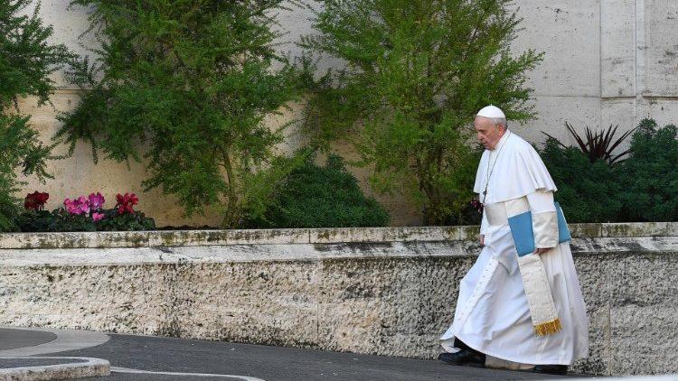 Sechs Jahre Papst Franziskus