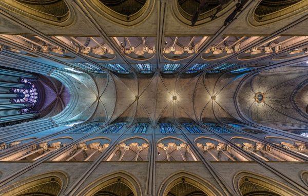 Notre Dame ist eine Kirche