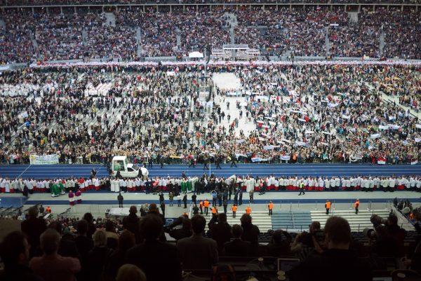 Niedergang der Volkskirchen