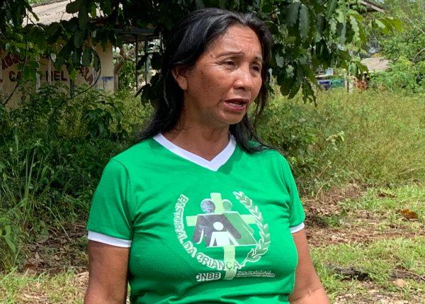Leidenschaftliche Kämpferin für ihre indigene Kultur