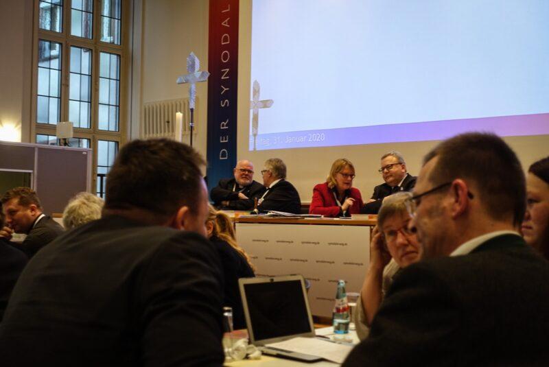 Auftakt für die erste Vollversammlung des synodalen Weges