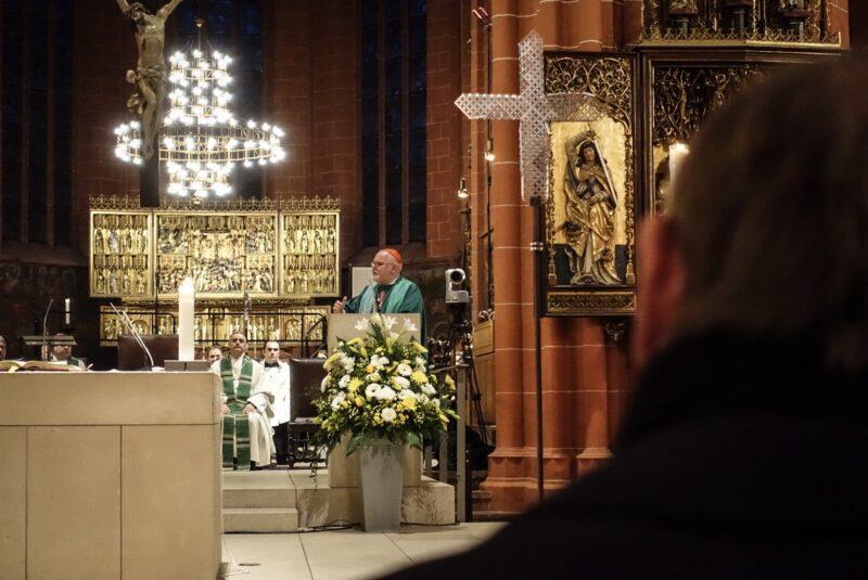 geistliche Reflexion der Arbeit der Synodalversammlung