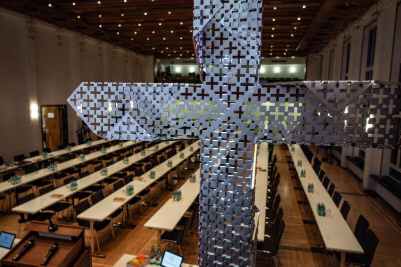 Der synodale Weg ist aktuell