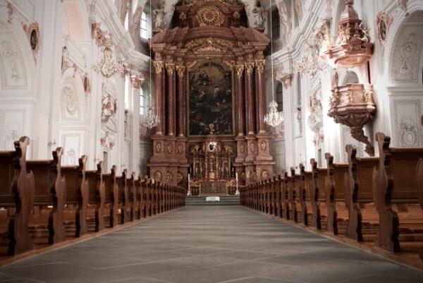 Klerikalismus in der Liturgie