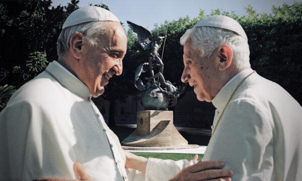 Zwei Päpste