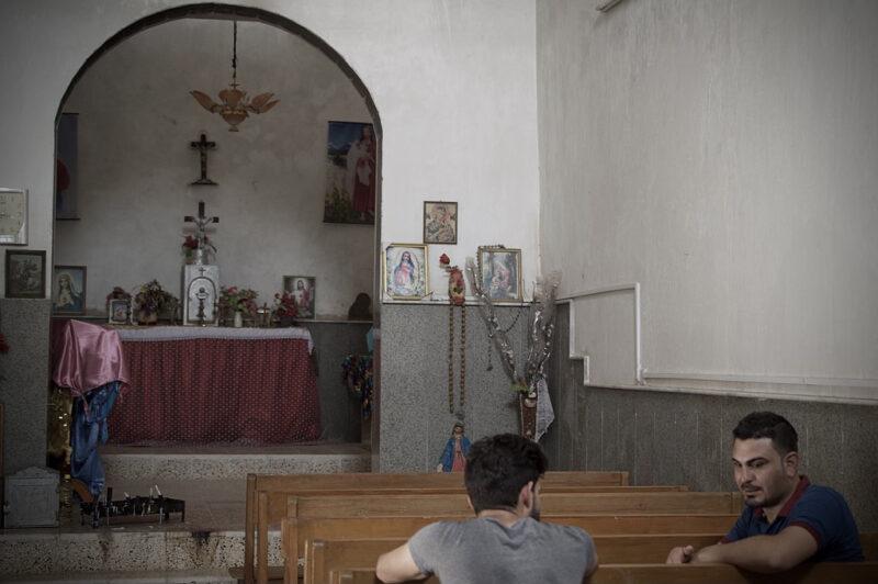 Warum fährt Franziskus in den Irak